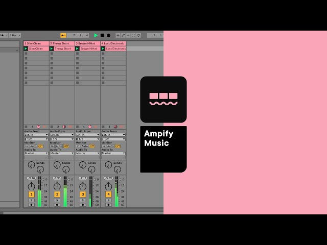 Blocs Wave v9.0 // Ableton Live Export