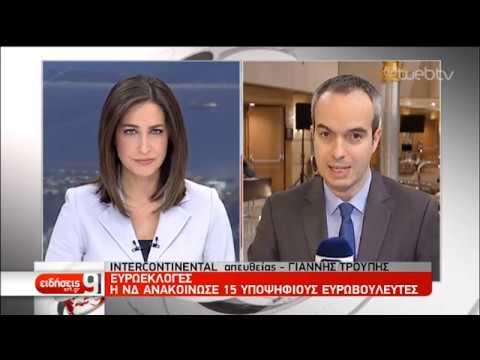 Κ. Μητσοτάκης: «Να πείσουμε ότι με τη ΝΔ η ζωή θα γίνει καλύτερη» | 20/02/19 | ΕΡΤ