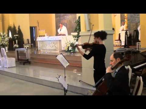 Oprawa mszy ślubnej- duet smyczkowy- skrzypce,wiolonczela
