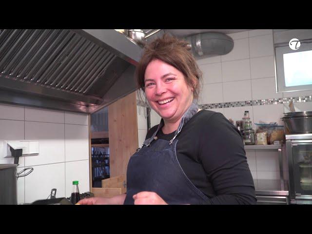 Spargestrudel   Schinken   Spinatsalat   Rezeptempfehlung Topfgucker-TV
