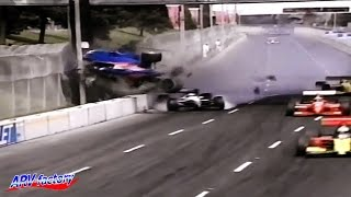 Video Jeff Krosnoff Fatal Crash 1996 CART Toronto MP3, 3GP, MP4, WEBM, AVI, FLV September 2019