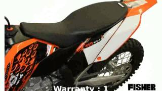 8. 2008 KTM XC 450 F Specs & Info