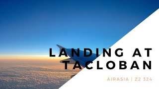 Video Landing at Tacloban | AirAsia Flight Z2 324 MP3, 3GP, MP4, WEBM, AVI, FLV Agustus 2018