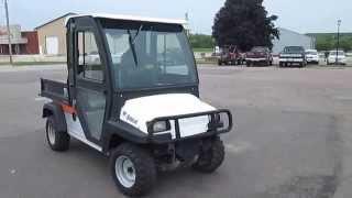 7. 2005 Bobcat 2200G Utility Vehicle