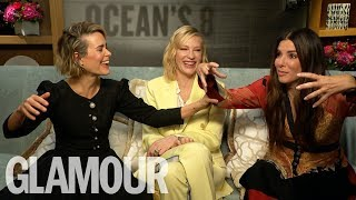 Sarah Paulson Shows Off Her Hilarious Sandra Bullock Impression   GLAMOUR UK
