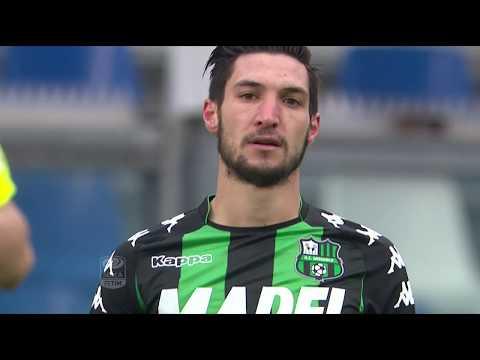 Sassuolo-Lazio 0-3 Highlights 2017/2018