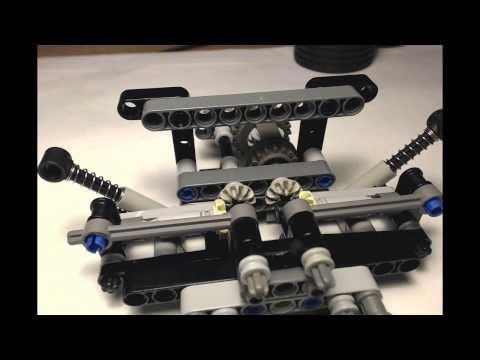 Legomuppet9s Lego Creations Rally Car