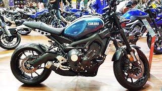 8. Yamaha XSR 900 2017