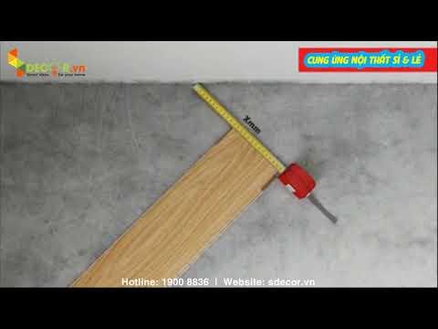 Hướng dẫn thi công lắp đặt sàn gỗ dạng xương cá