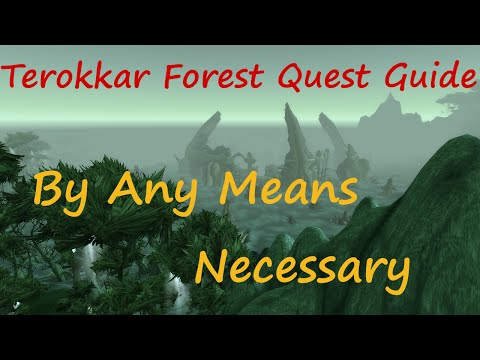 [Quest 9978] - By Any Means Necessary