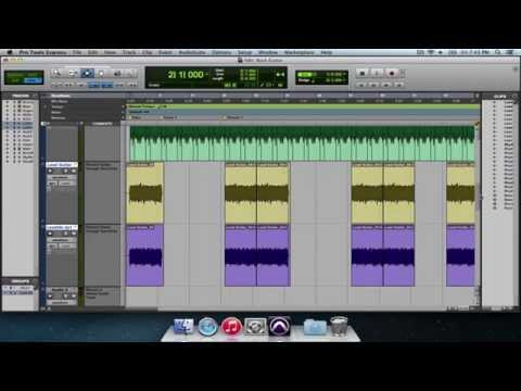 Recording a Song in Pro Tools Express – Warren Huart: Produce Like a Pro