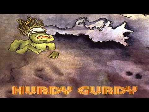 Hurdy Gurdy -01- Ride On (HD) online metal music video by HURDY GURDY