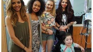 """Little Mix Plays """"Hum-Along"""" At Seacrest Studios!"""