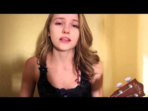 We can't stop – Miley Cyrus (ukulele cover)