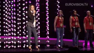 Download Lagu Filipa Azevedo's first rehearsal (impression) at the 2010 Eurovision Song Contest Mp3