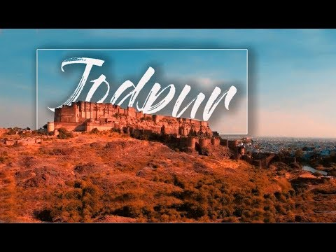 Exploring JODHPUR (Cinematic Travel FIlm)
