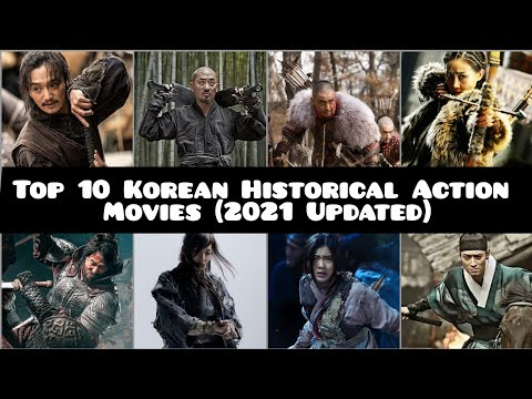 Top 10 Korean Action Historical Movies (2021 Updated)   Comment Your Favorite Below👇