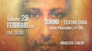 Spot che presenta la conferenza che si terrà a Torino il 28 Febbraio 2015