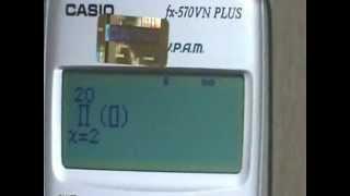 So sánh fx570ES Plus và fx 570VN Plus