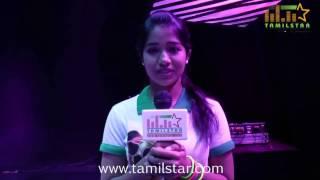 Tejashree at Thiruttu Kalyanam Movie Shooting Spot