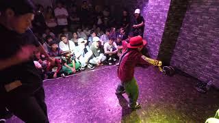 Lil Rebel vs Muzzle – G-NIGHT BEST16
