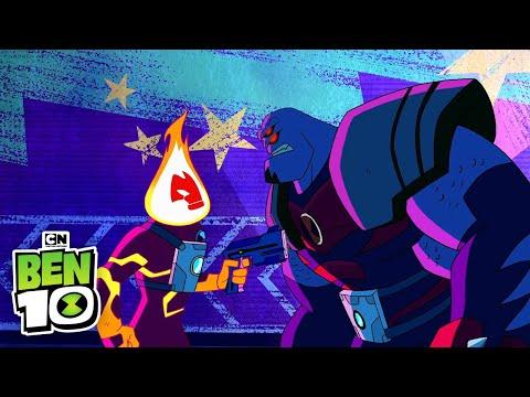 Ben 10 | Ben vs. Kevin 11 Best Fights | Cartoon Network