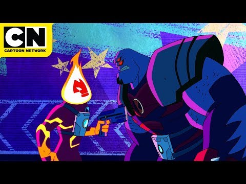 Ben 10 | Ben Vs. Kevin 11 Best Fights | Cartoon Network
