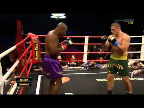 Catalin Morosanu VS Gary Goodridge