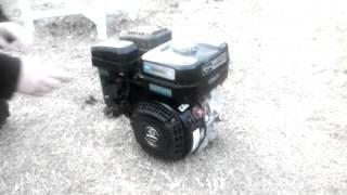 Subaru 7-hp Go cart engine