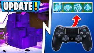 *NEW* Fortnite Today's Update! | Console Building Change, Island Disappearing!