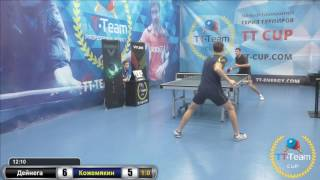 Дейнега М. vs Кожемякин Е.