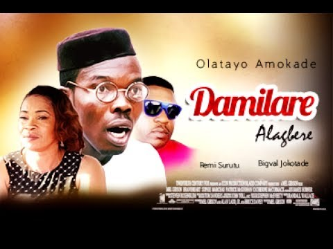 Damilare Alagbe - Latest Yoruba Movie 2017| Yoruba BLOCKBUSTER
