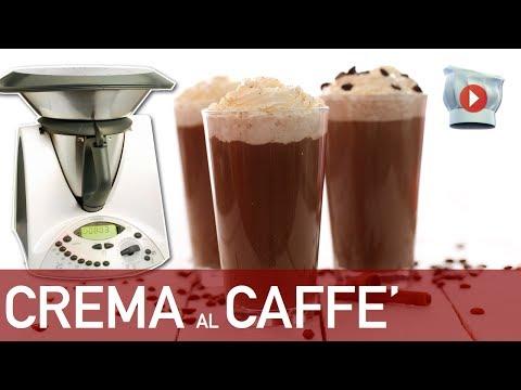 video ricetta: bimby - crema al caffè