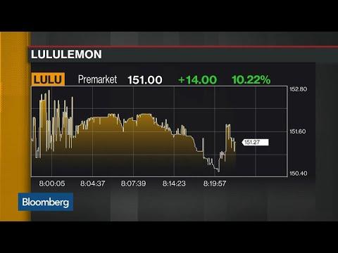 Lululemon's Comeback Takes Shape in Revenue, Profit Forecasts