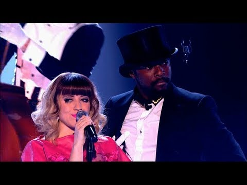 will.i.am - Visit http://www.bbc.co.uk/thevoiceuk to Voice Your Opinion on the Voice app and for all The Voice UK 2013 news. Team Will In Your Face! will.i.am and Leah p...