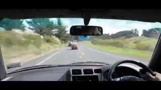 Wellsford New Zealand  city photos : Wellsford to Opua - New Zealand Driving timelapse