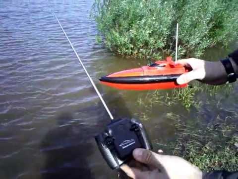 Как сделать чтобы лодка на пульте управления 409