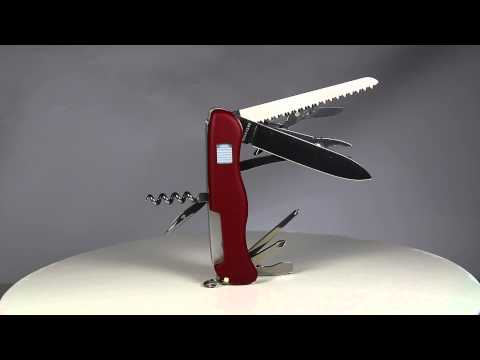 Відео демонстрація Victorinox Hercules 0.9043