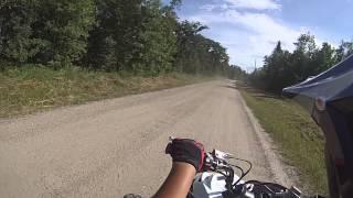 7. 2015 raptor 700r se high speed dirt road