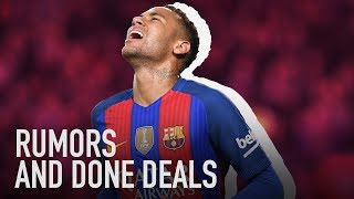 PSG are confident they are getting closer to capturing Neymar but would Barcelona really sell? Plus Bonucci to AC Milan is a ...