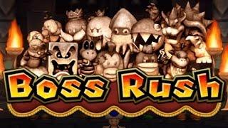 Mario Party 9 - Boss Rush