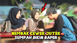 Video Gila !!! PRANK NEMBAK WANITA CANTIK SUPER JUTEK GAK DIKENAL - Prank Indonesia MP3, 3GP, MP4, WEBM, AVI, FLV April 2019