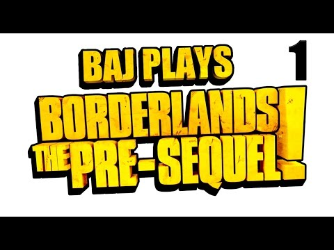 (shit - I am playing through Broderlands: The Pre-sequel with my old clan-buddy, besty and one-time house-mate Slats who some of you may have met hanging with me at this years Insomnia. Twitters:...