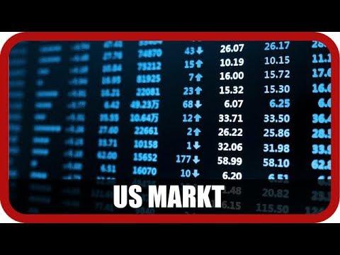 US-Markt: Dow Jones, Tesla, Square, Amazon, Twitter, Facebook, Apple, Aurora Cannabis