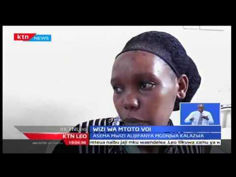 KTN Leo: Mama aibiwa mtoto mchangwa siku baada ya kujifungua hospitali kuu wa Voi, Septemba 28 2016