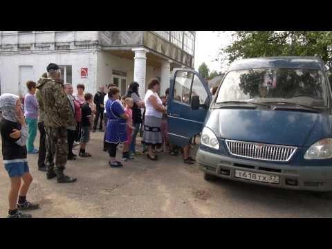 Проводы ребят в другой детдом - DomaVideo.Ru