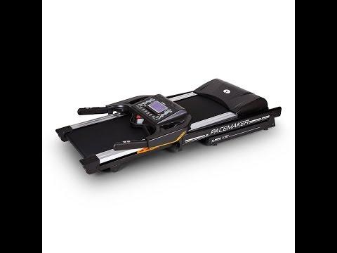 Zusammenklappbares Laufband Elektrisch Laufband - Bh Fitness I.F4 Dual Wg6426n Klappbares Laufband