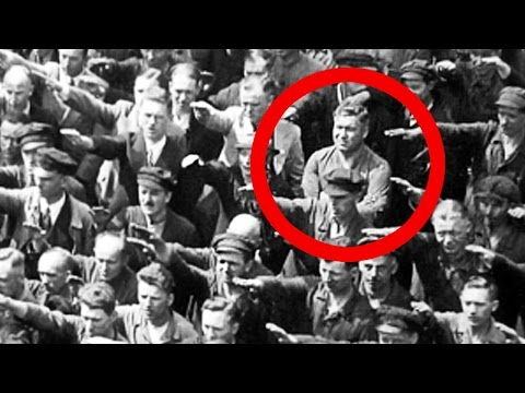 The Man Who Refused to Salute Hitler