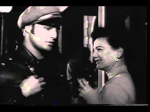 Marlon Brando Black Jacket