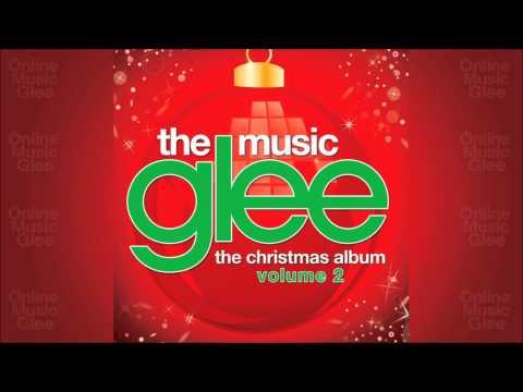 Tekst piosenki Glee Cast - Blue Christmas po polsku